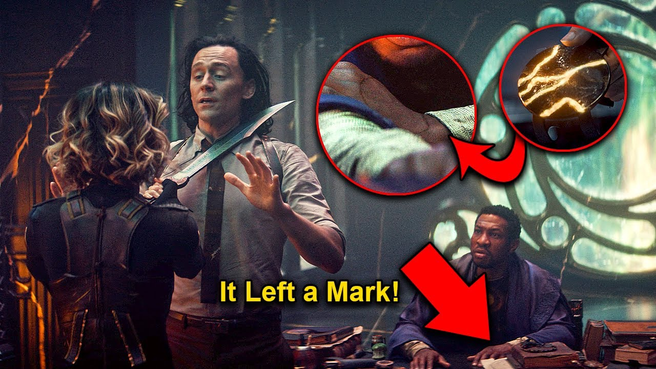 I Watched Loki Ep. 6 in 0.25x Speed and Here's What I Found