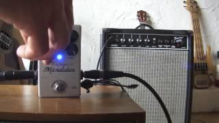 Darkglass Microtubes Vintage … Bass Overdrive Test...Musicman Stingray 5