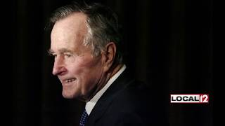 Former President George H.W. Bush remembered by Sen. Portman, other officials