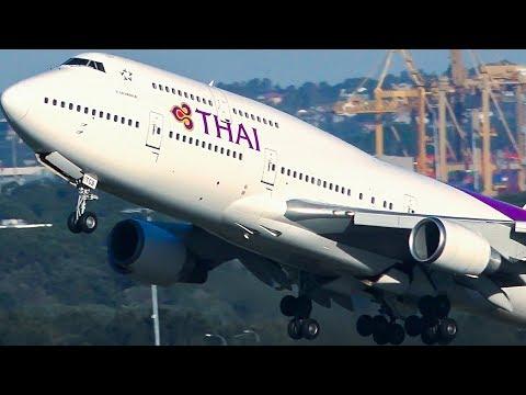 STUNNING Sydney Departures | Sydney Airport Plane Spotting