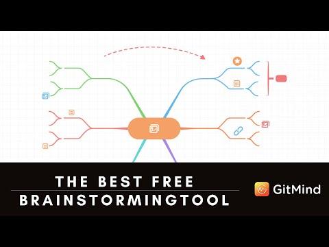 The Best Free Brainstorming Tool
