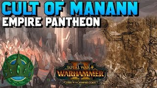 Empire Pantheon: Cult of Manaan - Lore, History, and Stricture | Total War: Warhammer 2