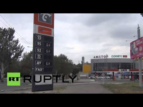 Ukraine: Donetsk region hit by massive fuel shortage