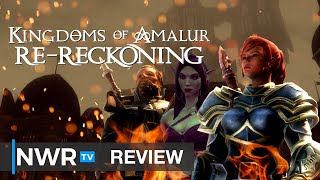 Kingdoms of Amalur: Re-Reckoning (Switch) Review (Video Game Video Review)