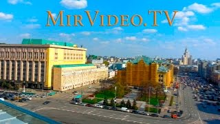 видео На обзорной площадке Центрального Детского Магазина