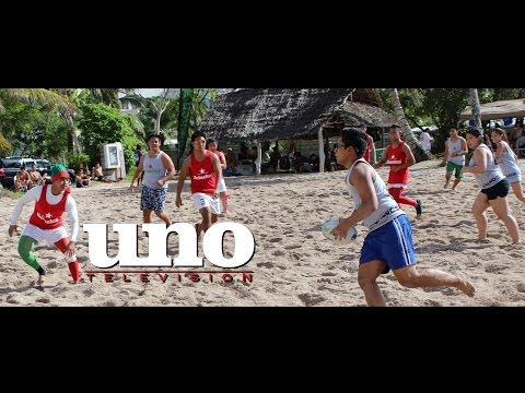 UNO TV | Heinken Beach Rugby 2014 Preview | Episode 14