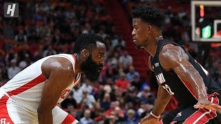 Houston Rockets vs Miami Heat - Full Game Highlights | November 3, 2019 | 2019-20 NBA Season
