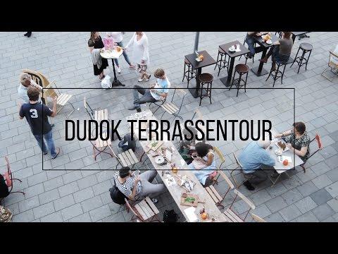 Dudok Terrassentour met 8 Hotspots in Rotterdam!