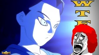 ANDROID 17 CAN COMPETE WITH SUPER SAIYAN BLUE GOKU?!?!