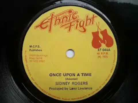 Sidney Rogers - Once Upon A Time (197x) DvdRockers