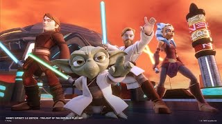 Star Wars The Force Awakens Disney Infinity 3.0 All Cutscenes Movie
