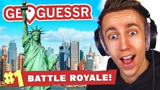 CAN I WIN GEOGUESSER BATTLE ROYALE?