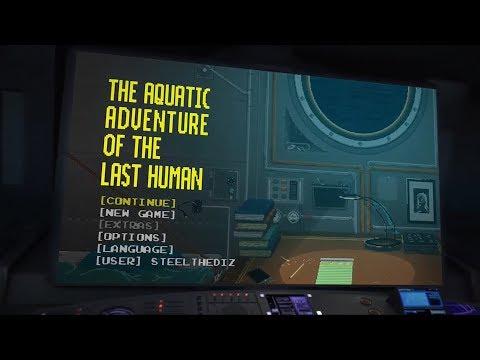 Toonami - The Aquatic Adventure of the Last Human Game Review (HD 1080p)