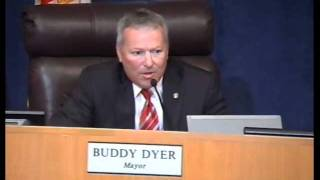 Orlando Mayor Buddy Dyer Supports Domestic Partnership Registry