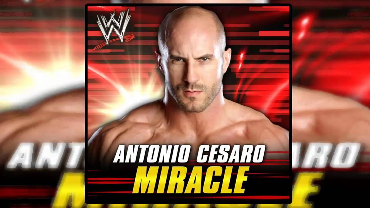 "WWE: Antonio Cesaro Theme ""Miracle"" Download (ITunes"