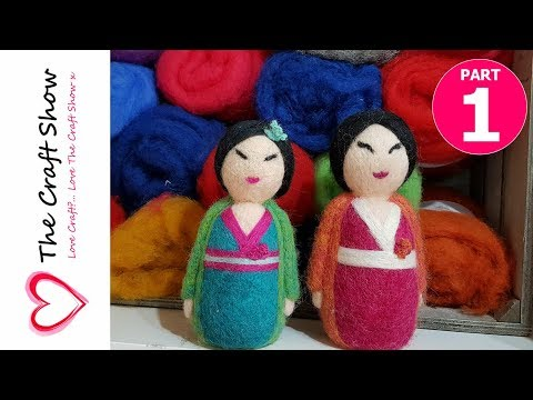 The Craft Show with Alison Bunning & Kerry May Makes
