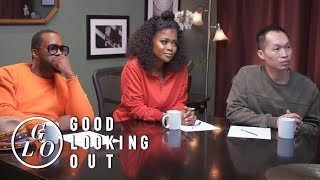 Karen Civil, Yu-Ming Wu & Tarik Baker Face Off With an Amateur Sneaker Designer | Good Looking Out