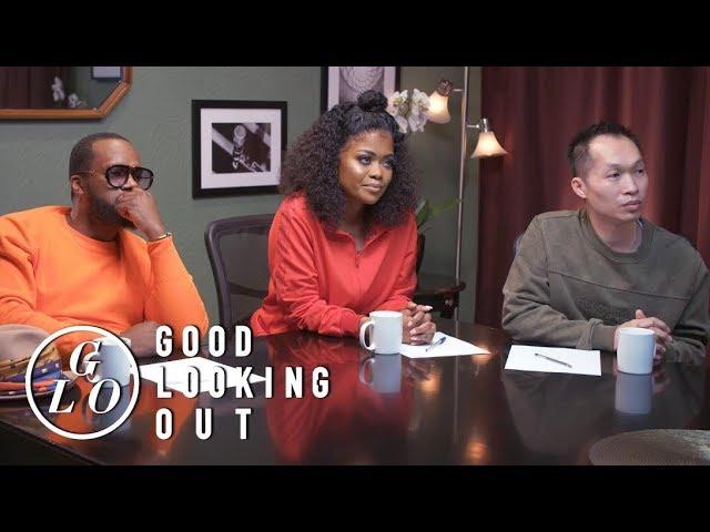 Karen Civil, Yu-Ming Wu & Tarik Baker Face Off With an Amateur Sneaker Designer | Good Looking Out