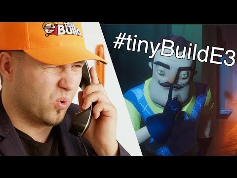 #tinyBuildE3 - Full Press Conference Musical, Secret Neighbor Reveal thumbnail