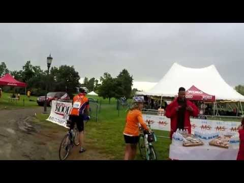 Bike MS - The Green Mountain Getaway