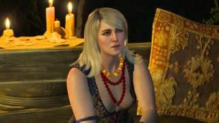 Ведьмак 3: Дикая Охота - Встреча с Кейрой Мец