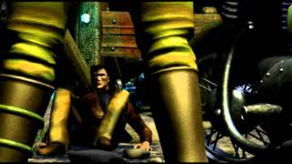 In Cold Blood PSX (PS1) - Cutscenes Part 1