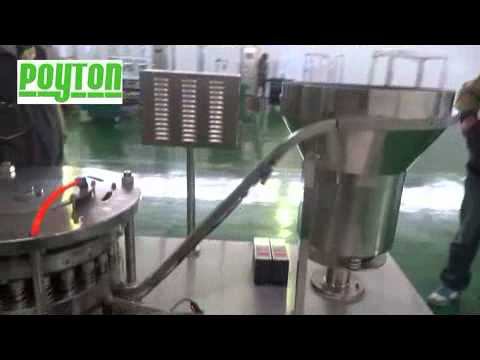 POYTON MEDICAL cap and rubber stopper assembly machine