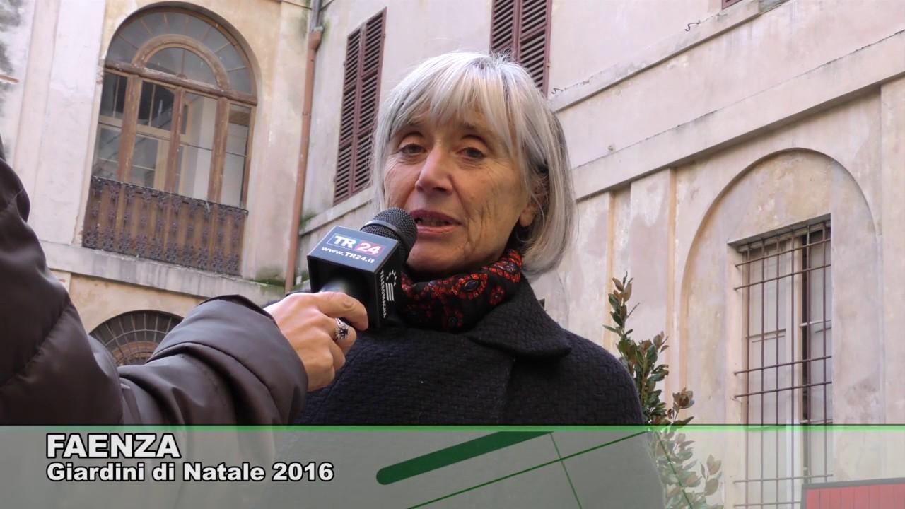 Faenza Giardini Di Natale 10 12 2016 Youtube