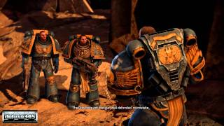 Warhammer 40,000: Space Marine Gameplay (PC HD)