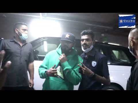 Bigg Boss 15 OTT WKV में Honey Singh अपना गाना कांटा लगा प्रोमोट करने पहुंचे मुंबई  Shudh Manoranjan