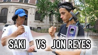 Game Of S.C.O.O.T.  *JON REYES VS SAKI*