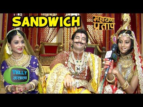 When Pratap Got Confused Between Ajabde And Phool | Maharana Pratap