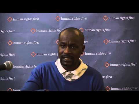 Breakfast Briefing with Eric Gitari of the National Gay and Lesbian Human Rights Commission