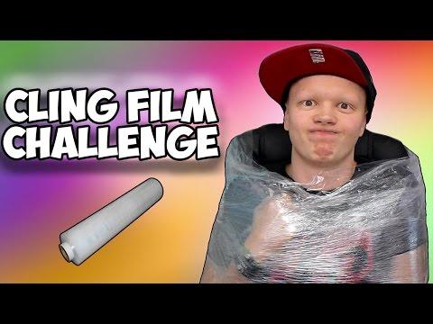 Cling Film Challenge - I Feel Like A Sandwich