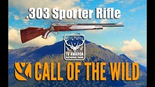Sporter .303 Rifle - theHunter Call Of The Wild