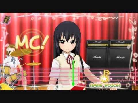 Fuwa Fuwa Time - Azusa (K-On! Houkago Live!!) Hell Mode