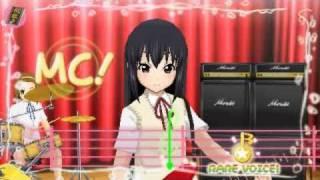 Fuwa Fuwa Time - Azusa  K-on! Houkago Live!!  Hell Mode