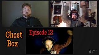 Ghost Box Live Episode 12 - Near Death Experiences