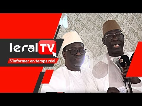Louga : La famille de feu Gora Diagne inaugure sa grande mosquée