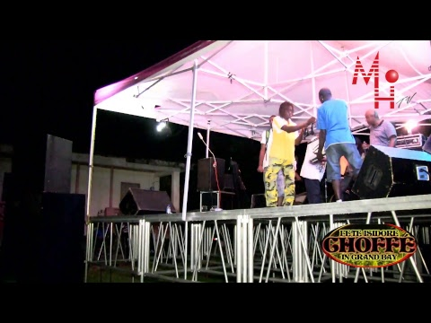 FETE ISIDORE BALL FIELD GRAND COULIBRIE GRAND BAY