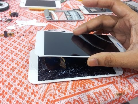 Huawei Ascend G7 Touch Replacement