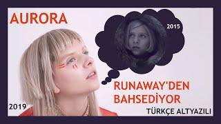 AURORA - Runaway Şarkı Hikayesi (NME 2019 Türkçe Altyazılı Röportaj)