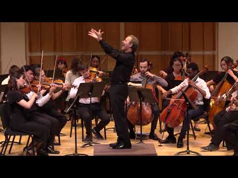 2017 Summer String Fest - Vaughn Williams, Concerto Grosso