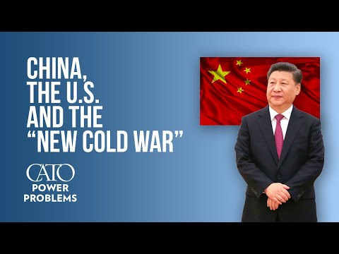 """Back To The Future: China, The U.S. And The """"New Cold War"""""""
