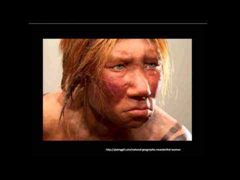 """Kissing Cousins: Who Were the Neanderthals?"""