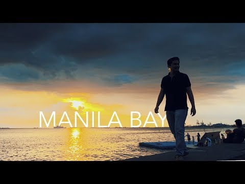Manila Bay (2018): Capturing one of the world's most Stunning Sunsets