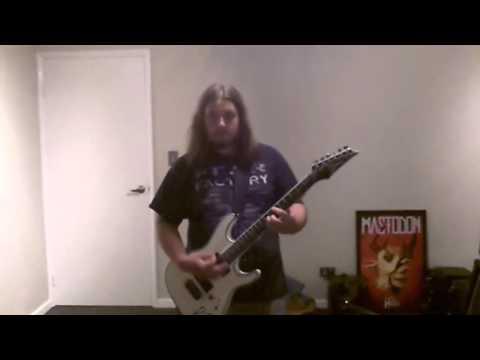 Regurgitator - Black Bugs (Guitar Cover)
