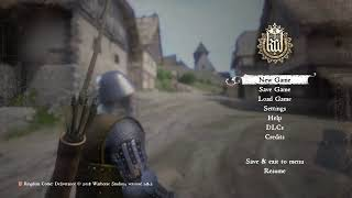 Kingdom Come Deliverance Pt:1 (No commentary)