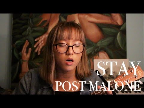 Stay - Post Malone (Cover by Emi)