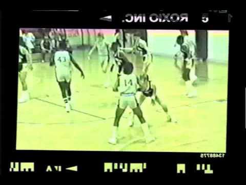 1983 Airport High School Basketball 12 -16 - 83
